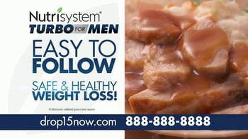 Nutrisystem Turbo for Men TV Spot, 'Tired' - Thumbnail 5