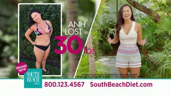 South Beach Diet TV Spot, 'Foolproof: Free Shakes' Ft. Jessie James Decker - 6365 commercial airings