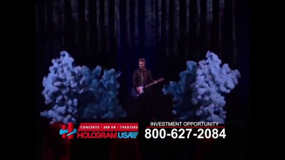 Hologram USA TV Commercial, 'Investment Opportunity'