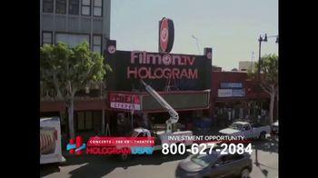 Hologram USA TV Spot, 'Investment Opportunity' - Thumbnail 1