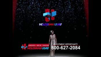 Hologram USA TV Spot, 'Investment Opportunity'