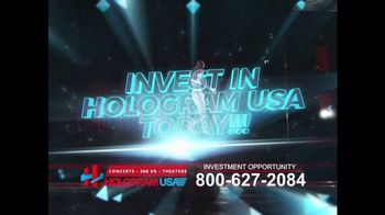 Hologram USA TV Spot, 'Investment Opportunity' - Thumbnail 9