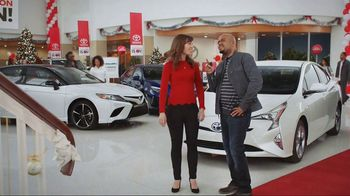 Toyota Toyotathon TV Spot, 'The Most Magical Time' [T1] - Thumbnail 7
