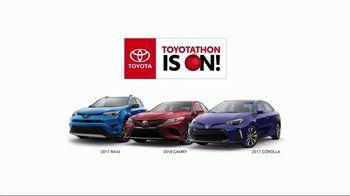 Toyota Toyotathon TV Spot, 'The Most Magical Time' [T1] - Thumbnail 6