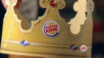 Burger King Bacon King Jr. TV Spot, 'Gran sabor' [Spanish] - Thumbnail 1