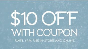 Stein Mart 14-Hour Sale TV Spot, 'Storewide Savings: Sweaters and Coats' - Thumbnail 8