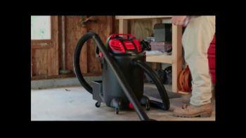 Shop-Vac Wet/Dry Vac TV Spot, 'New Advanced Motor Technology' - Thumbnail 1