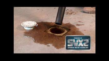 Shop-Vac Wet/Dry Vac TV Spot, 'New Advanced Motor Technology' - Thumbnail 5