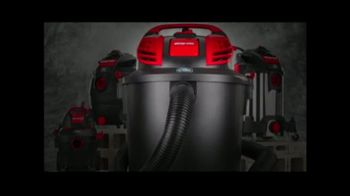 Shop-Vac Wet/Dry Vac TV Spot, 'New Advanced Motor Technology' - Thumbnail 7