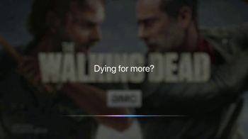 Apple iPhone TV Spot, 'AMC: The Walking Dead'