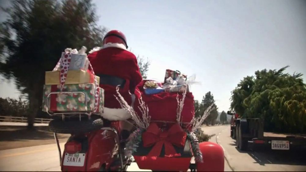 Ford Year End Sales Event Tv Commercial Here Comes Santa