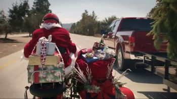 Ford Year End Sales Event TV Spot, 'Here Comes Santa Claus' [T2] - Thumbnail 3