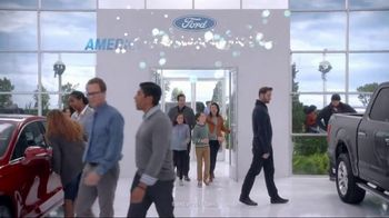Ford Year End Sales Event TV Spot, 'Here Comes Santa Claus' [T2] - Thumbnail 5