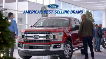 Ford Year End Sales Event TV Spot, 'Here Comes Santa Claus' [T2] - Thumbnail 6