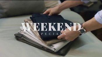 JoS. A. Bank Weekend Specials TV Spot, 'Get Ready' - Thumbnail 2