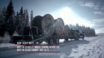 Ram Trucks Big Finish TV Spot, 'Holiday' [T2] - Thumbnail 4