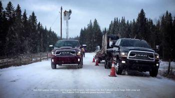 Ram Trucks Big Finish TV Spot, 'Holiday' [T2] - Thumbnail 7