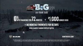 Ram Trucks Big Finish TV Spot, 'Holiday' [T2] - Thumbnail 8
