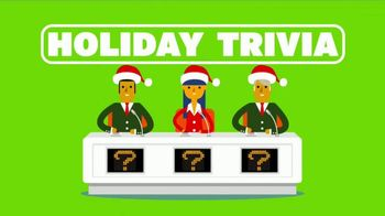 GSN TV 1 Question Quiz TV Spot, 'Holiday Trivia'