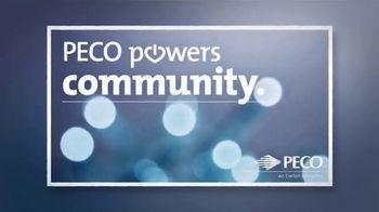 PECO Season of Giving TV Spot, 'PECO Powers Community' - Thumbnail 1