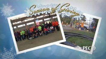 PECO Season of Giving TV Spot, 'PECO Powers Community' - Thumbnail 3
