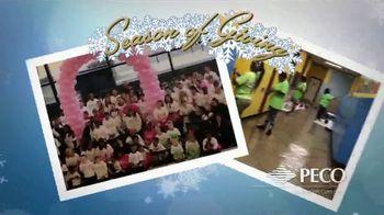 PECO Season of Giving TV Spot, 'PECO Powers Community' - Thumbnail 4