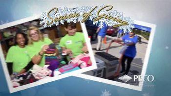 PECO Season of Giving TV Spot, 'PECO Powers Community' - Thumbnail 8