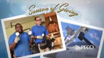 PECO Season of Giving TV Spot, 'PECO Powers Community' - Thumbnail 9