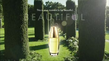 Estée Lauder Beautiful TV Spot, 'Your Moment' Song by Nat King Cole - Thumbnail 6
