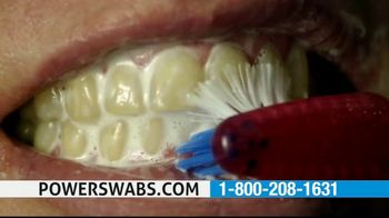 Power Swabs TV Spot, 'Coffee Smile: Whitening Toothpaste Doesn't Cut It' - Thumbnail 2