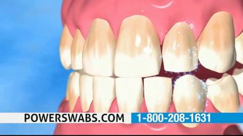 Power Swabs TV Spot, 'Coffee Smile: Whitening Toothpaste Doesn't Cut It' - Thumbnail 5