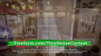Freeform Tiny House Contest TV Spot, 'Go Big' Featuring Aisha Dee - Thumbnail 8