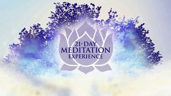 Chopra Center Meditation 21-Day Meditation Experience TV Spot, 'Moment' - Thumbnail 2