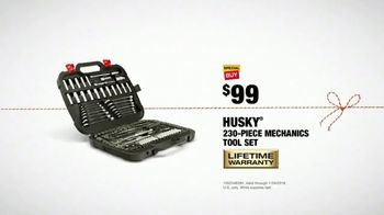 The Home Depot TV Spot, 'Serious Competition: Mechanics Tool Set' - Thumbnail 9