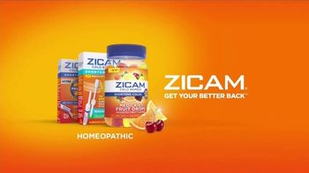 Zicam Cold Remedy Medicated Fruit Drops TV Spot, 'Cold Calling' - Thumbnail 7