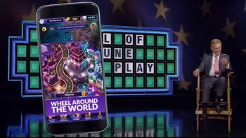 Wheel of Fortune Free Play TV Spot, 'Wheel Master' Featuring Pat Sajak