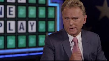 Wheel of Fortune Free Play TV Spot, 'Wheel Master' Featuring Pat Sajak - Thumbnail 2