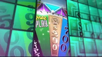 Wheel of Fortune Free Play TV Spot, 'Wheel Master' Featuring Pat Sajak - Thumbnail 3