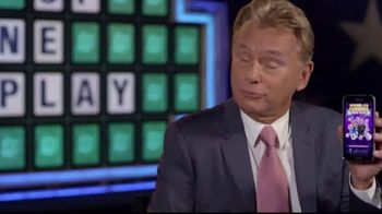 Wheel of Fortune Free Play TV Spot, 'Wheel Master' Featuring Pat Sajak - Thumbnail 9