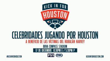 FOX Deportes TV Spot, 'Kick in for Houston' con Stuart Holden [Spanish] - Thumbnail 8