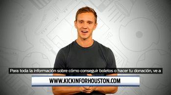 FOX Deportes TV Spot, 'Kick in for Houston' con Stuart Holden [Spanish] - Thumbnail 7