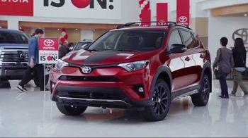 Toyota Toyotathon TV Spot, 'Year-End Savings: 2017 Models'
