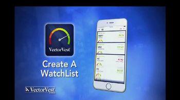 VectorVest Stock Advisory TV Spot, 'One Tap Away' - Thumbnail 3