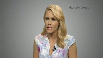 The V Foundation TV Spot, 'ESPN: Perspective' Featuring Lisa Kerney