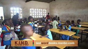 UNICEF K.I.N.D. Project TV Spot, 'MSNBC: Malawi Schools' - Thumbnail 3