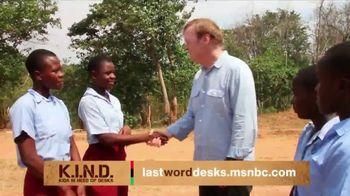 UNICEF K.I.N.D. Project TV Spot, 'MSNBC: Malawi Schools' - Thumbnail 4