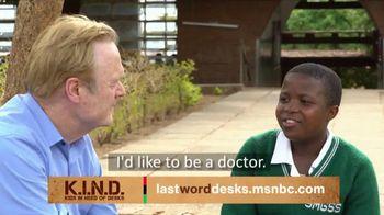 UNICEF K.I.N.D. Project TV Spot, 'MSNBC: Malawi Schools' - Thumbnail 5