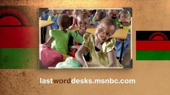 UNICEF K.I.N.D. Project TV Spot, 'MSNBC: Malawi Schools' - Thumbnail 6