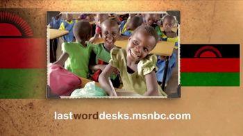UNICEF K.I.N.D. Project TV Spot, 'MSNBC: Malawi Schools' - Thumbnail 7