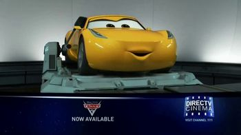 DIRECTV Cinema TV Spot, 'Cars 3' - Thumbnail 4